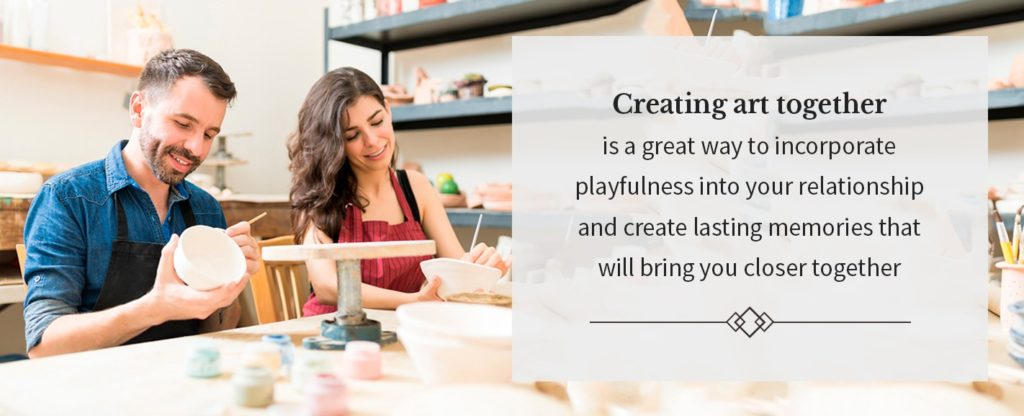 Explore Creativity Together at the Glass Palette